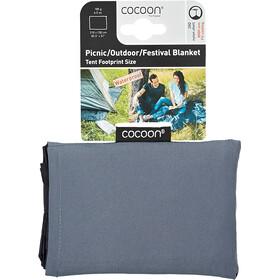 Cocoon Picnic/Outdoor/Festival Couverture de survie 8000mm 210x130cm, midnight blue
